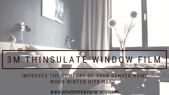 3m thinsulate window film denver
