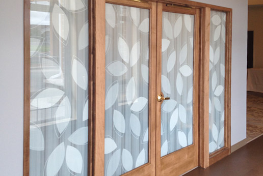 hdclear decorative window film denver home